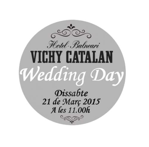 Vichy Catalan - Wedding Day - Jornada de portes obertes